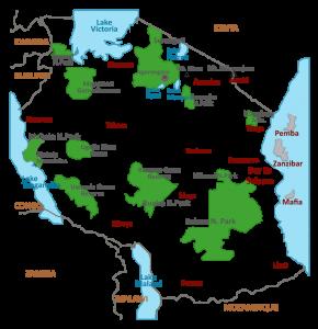 Tourist-Map-of-Tanzania